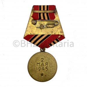 Medal for the Capture of Berlin - variant 1
